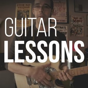 Guitar Lessons by Chris Cooper Music and Blue Collar Shred
