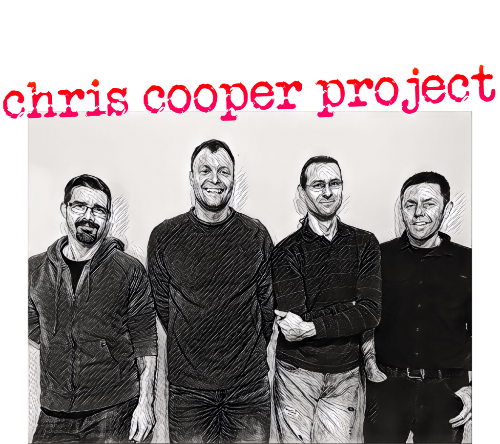 Chris Cooper Project